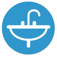 Home Inspection Plumbing Icon